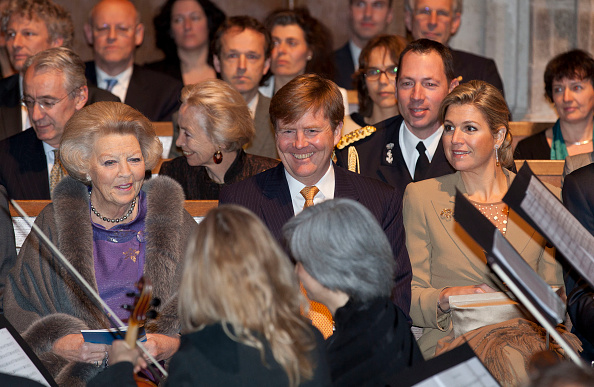 Utrecht「Queen Beatrix, Prince Willem Alexander And Princess Maxima Of The Netherlands Attend 300 Year Utrecht Peace Celebrations」:写真・画像(13)[壁紙.com]