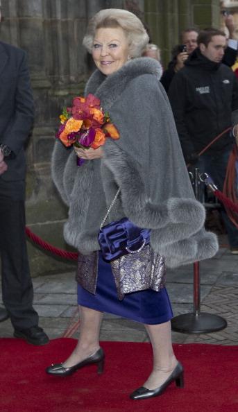 Utrecht「Queen Beatrix, Prince Willem Alexander And Princess Maxima Of The Netherlands Attend 300 Year Utrecht Peace Celebrations」:写真・画像(13)[壁紙.com]