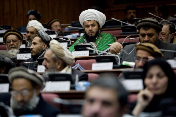 Kabul「Afghan Parliment Vote On Cabinet」:写真・画像(11)[壁紙.com]