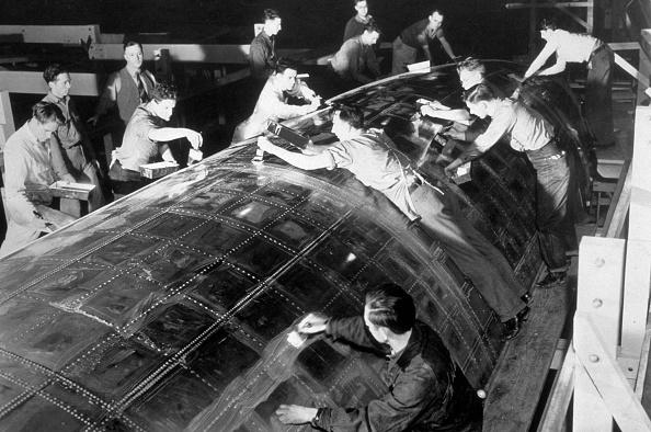 Passenger Cabin「Leak Test On Boeing」:写真・画像(15)[壁紙.com]