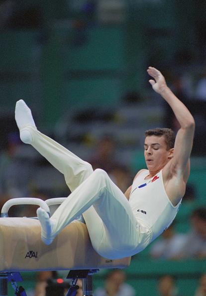 あん馬「XXVI Olympic Summer Games」:写真・画像(6)[壁紙.com]