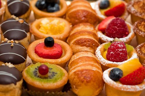 Buffet「italian pastries」:スマホ壁紙(7)
