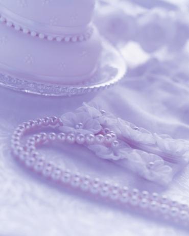 紫「Photography of a wedding cake, Toned Image, High Angle View」:スマホ壁紙(4)