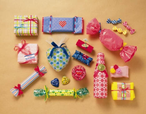 Sweet Food「Photography of a bunch of presents, High Angle View」:スマホ壁紙(6)