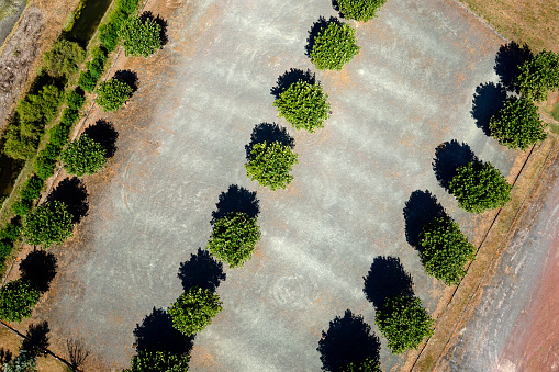 Nouvelle-Aquitaine「Photography from UAV」:スマホ壁紙(13)