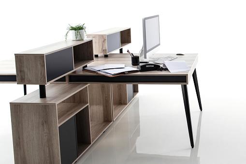 Small Office「Desk in office」:スマホ壁紙(9)