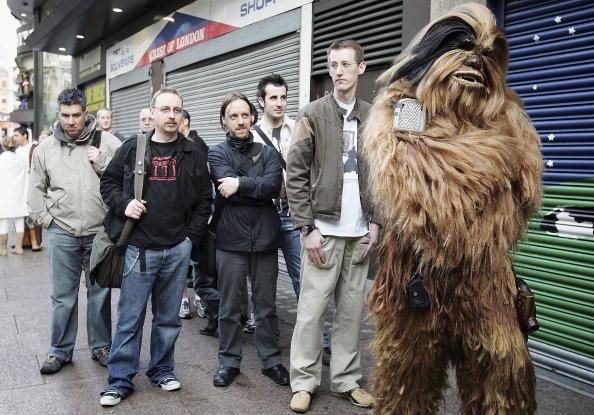 Waiting In Line「Star Wars Episode III: Celebration Day」:写真・画像(9)[壁紙.com]