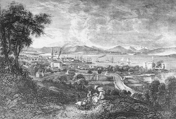 Glasgow - Scotland「Port Glasgow」:写真・画像(17)[壁紙.com]