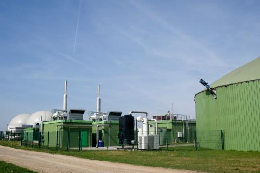 Biomass - Renewable Energy Source「Bioenergie, Biomass energy plant, Germany.」:スマホ壁紙(15)