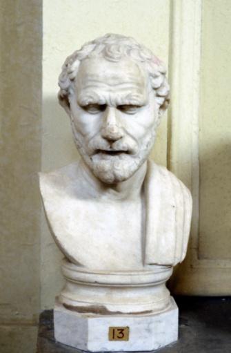 Bust - Sculpture「Marble bust of Athenian orator Demosthenes」:スマホ壁紙(19)