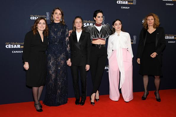 César Awards「Red Carpet Arrivals - Cesar Film Awards 2020 At Salle Pleyel In Paris」:写真・画像(17)[壁紙.com]