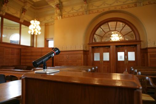 Legal System「Courtroom」:スマホ壁紙(17)