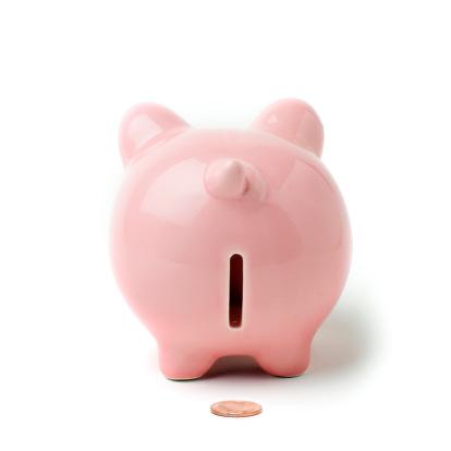 硬貨「ピギー銀行」:スマホ壁紙(2)