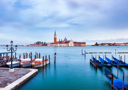 Venice - Italy「San Giorgio Maggiore」:スマホ壁紙(19)