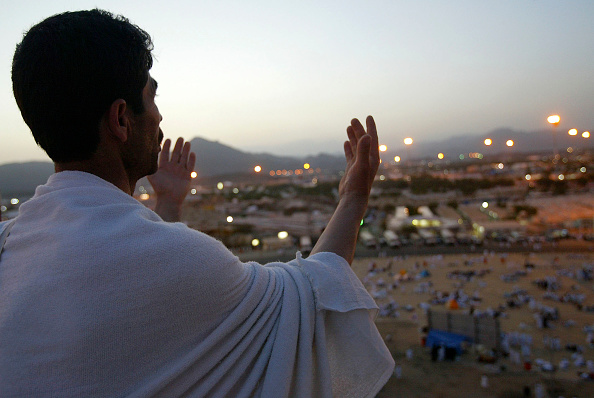 Mountain「Muslim Pilgrims Climb Mt Arafat As Part Of Hajj Ritual」:写真・画像(2)[壁紙.com]