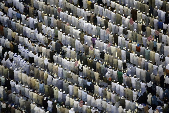 Skull Cap「Muslims Prepare For Annual Hajj In Mecca」:写真・画像(15)[壁紙.com]