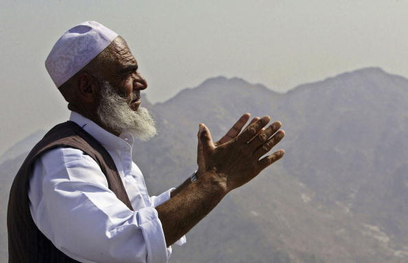 Skull Cap「Muslims Prepare for Annual Hajj in Mecca」:写真・画像(11)[壁紙.com]