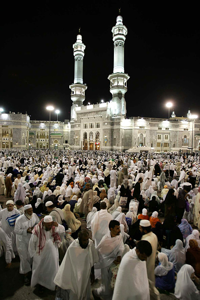 Abid Katib「Muslim Pilgrimage To Mecca」:写真・画像(7)[壁紙.com]