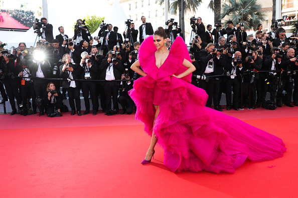 "International Cannes Film Festival「""Ash Is The Purest White (Jiang Hu Er Nv)"" Red Carpet Arrivals - The 71st Annual Cannes Film Festival」:写真・画像(6)[壁紙.com]"