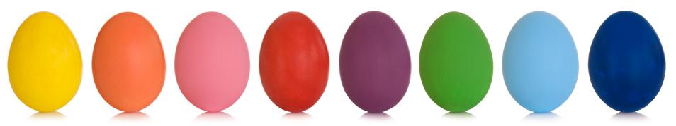 Easter Egg「Real hand colored Easter eggs」:スマホ壁紙(11)