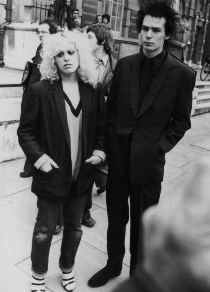Electric Guitar「Sid And Nancy」:写真・画像(0)[壁紙.com]