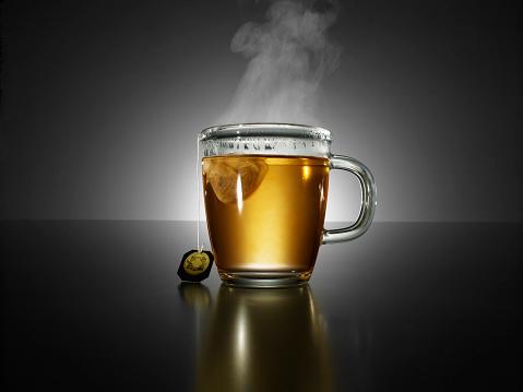 Teabag「Steaming Cup of Tea」:スマホ壁紙(7)