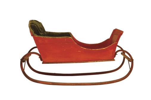 Sled「Miniature sleigh」:スマホ壁紙(4)