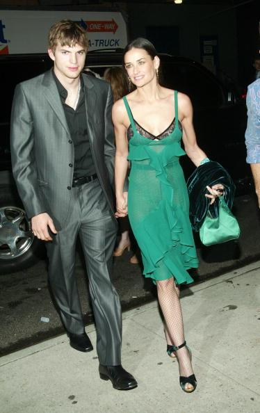 Charlie's Angels「Ashton Kutcher and Demi Moore」:写真・画像(0)[壁紙.com]