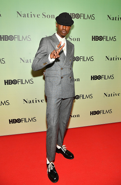 "Double Breasted「HBO ""Native Son"" Screening」:写真・画像(5)[壁紙.com]"