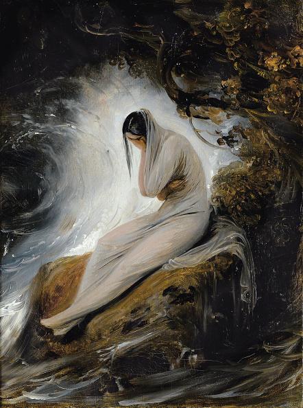 Neo-Classical「The Maidens Lament Plaintes De La Jeune Fille」:写真・画像(2)[壁紙.com]