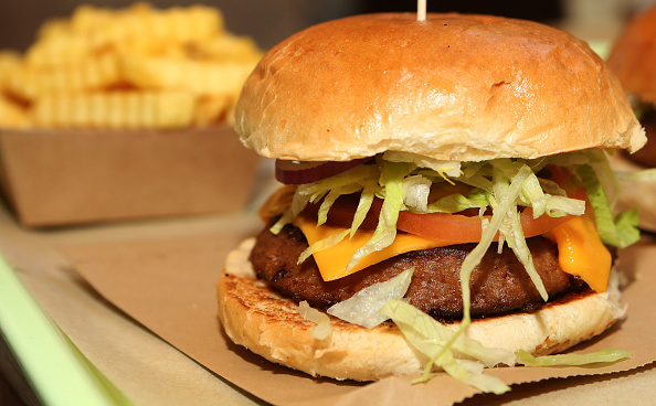 Veggie Burger「Meatless Burgers Gain In Popularity」:写真・画像(5)[壁紙.com]