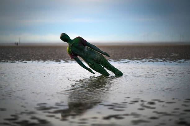 Antony Gormley「Daily UK Life」:写真・画像(17)[壁紙.com]