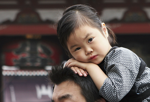 日本文化「The Annual Sanja Festival Is Celebrated At Tokyo's Sensoji Temple」:写真・画像(5)[壁紙.com]
