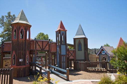 Danish Culture「Danish-style wooden playground」:スマホ壁紙(6)