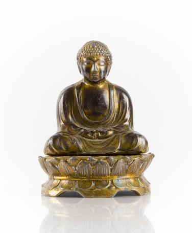 Buddha statue「仏陀のフィギュア」:スマホ壁紙(10)
