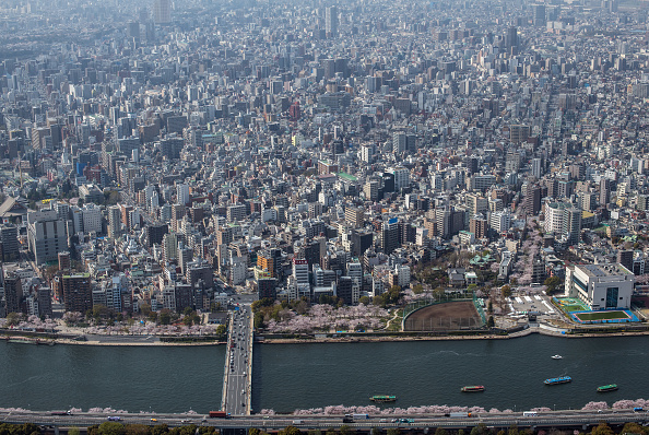 Tokyo - Japan「Views From The Skytree」:写真・画像(13)[壁紙.com]