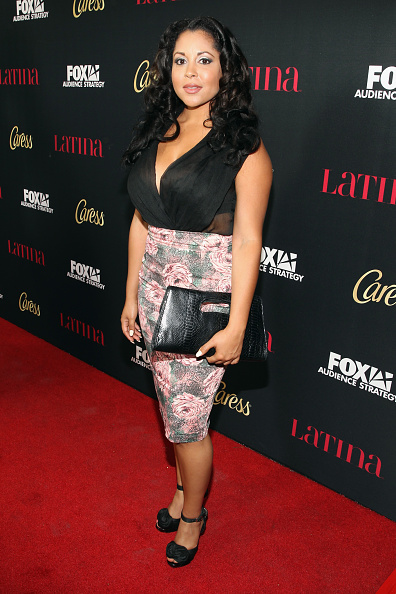 "Oversized Purse「Latina Magazine's ""Hollywood Hot List"" Party」:写真・画像(19)[壁紙.com]"