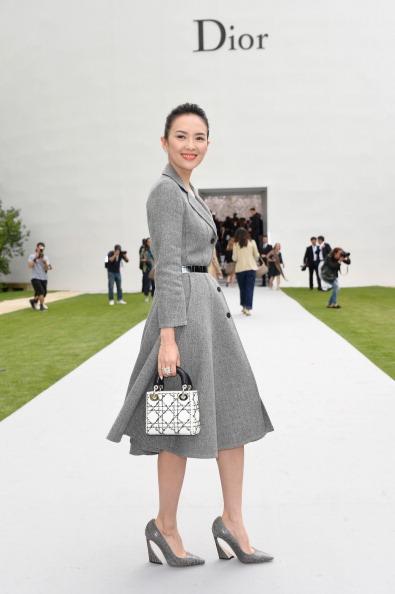 Christian Dior Shoe「Christian Dior: Front Row - Paris Fashion Week : Haute-Couture Fall/Winter 2014-2015」:写真・画像(1)[壁紙.com]