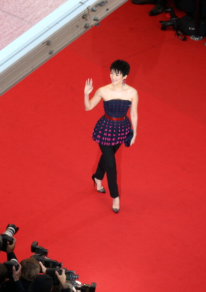Skinny Pants「Opening Ceremony And 'The Great Gatsby' Premiere - The 66th Annual Cannes Film Festival」:写真・画像(11)[壁紙.com]