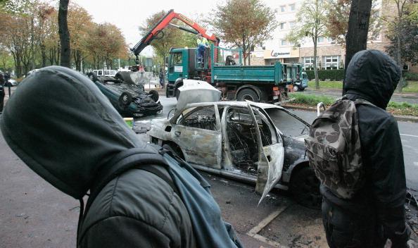 Burnt「National Union-Led Demonstration Against Retirement Reform」:写真・画像(8)[壁紙.com]