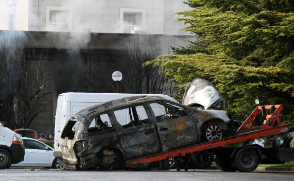 ETA「Car Bomb Detonated At Navarra University」:写真・画像(19)[壁紙.com]