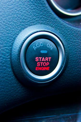Start Button「Car engine start button.」:スマホ壁紙(10)