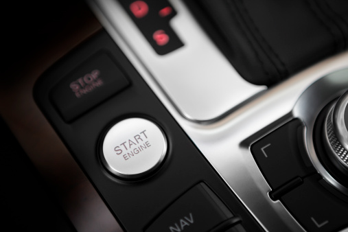 Engine Control Unit「Car Engine Start Button」:スマホ壁紙(4)