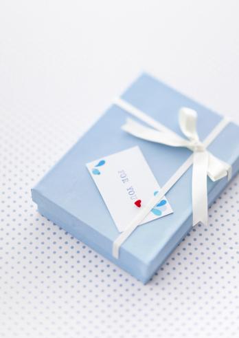 ホワイトデー「Gift box」:スマホ壁紙(11)