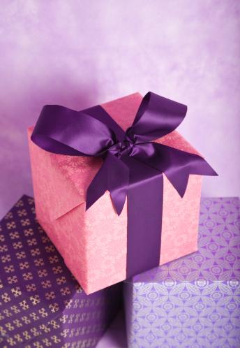 Receiving「Gift Box」:スマホ壁紙(18)