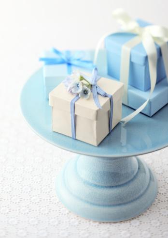 ホワイトデー「Gift box」:スマホ壁紙(9)