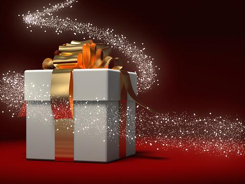 Birthday Card「Gift box」:スマホ壁紙(13)