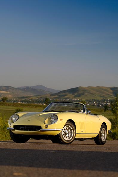 Journey「Ferrari Nart Spyder 1967」:写真・画像(14)[壁紙.com]