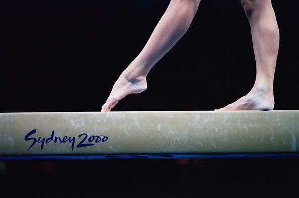 Gymnastics「XXVII Olympic Summer Games」:写真・画像(11)[壁紙.com]