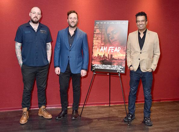"Gregg DeGuire「Roxwell Films Presents ""I Am Fear"" Los Angeles Premiere」:写真・画像(14)[壁紙.com]"
